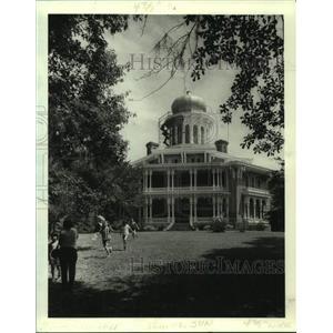 "1984 Press Photo Longwood Plantations - ""Nutt's Folly"" in Natchez - nob56519"