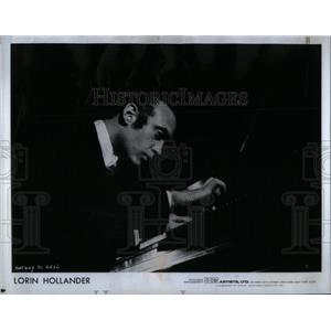 1979 Press Photo Lorin Hollander Pianist - RRX23089