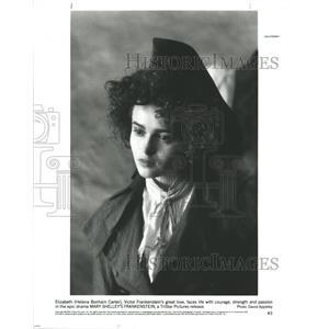 1994 Press Photo Helen Bonham CarteMary Shelley Frank - RRW31091