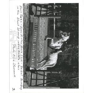 1985 Press Photo Hernando County Horse Show - RRX92495