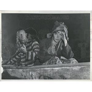 1959 Press Photo Actors Sterling Hayden, Geraldine Page - RRV80509