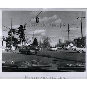 1966 Press Photo 696 Route Highways Hilton Road - RRW67871