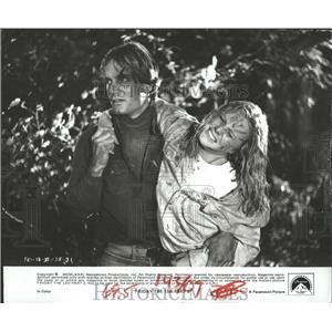 """1981 Press Photo Scene From """"Friday The 13th, Part 2"""" - RRX99741"""