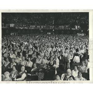1932 Press Photo Constitution Hall Washington - RRX81163