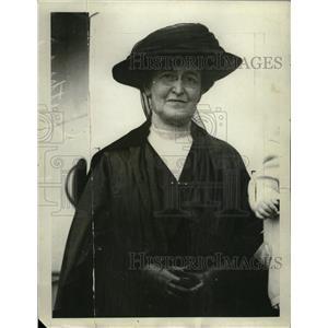 1916 Press Photo President Wilson sister died Howe - RRX69587