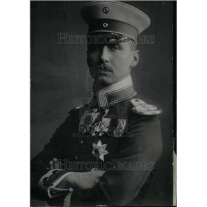 1916 Press Photo Prince Oscar Fifth Son Kaiser Germany - RRU20729