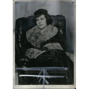 1921 Press Photo Actress Clara Smith Hamon - RRU18669