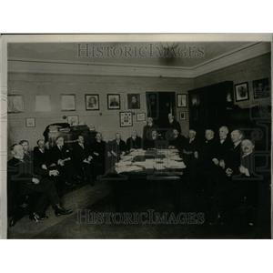 1914 Press Photo Association Press Meeting Complements - RRU28583
