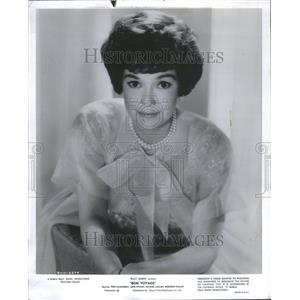 1962 Press Photo Bon Voyage Actress Jane Wyman - RRU05319