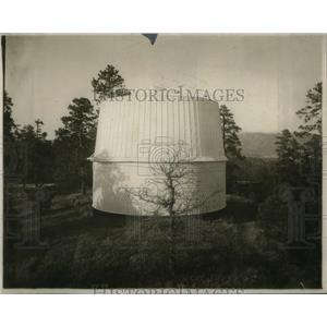 1916 Press Photo Dome Refreshing Lawell Obscurantism - RRX06227