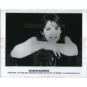Press Photo Musician Sharon Shannon - RSL85765
