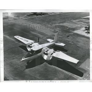 1953 Press Photo Custer Channel Wing CCW-5 - RRT54231