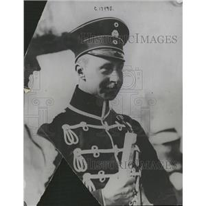 1914 Press Photo Crown Prince of Germany - RRT68579