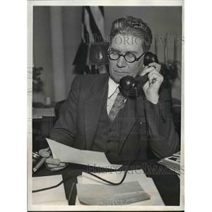 1932 Press Photo Edward Young Clark Former Imperial KKK