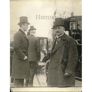 1917 Press Photo Rene Viviani French Minister of Justice