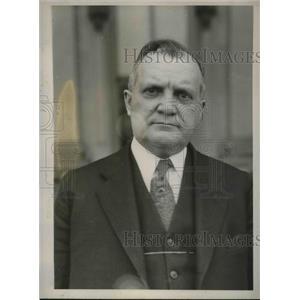 1927 Press Photo Mark Thistlewaite, Senate correspondent of Indianapolis News