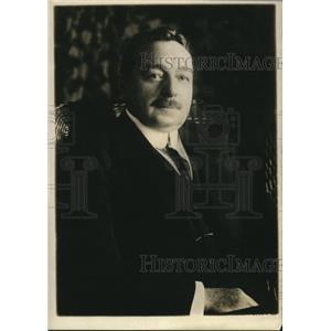 1918 Press Photo General John A Johnston Heads The Army League