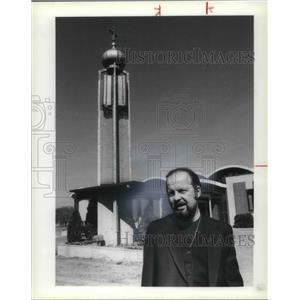 1979 Press Photo Rev. Vladimir Berzonsky