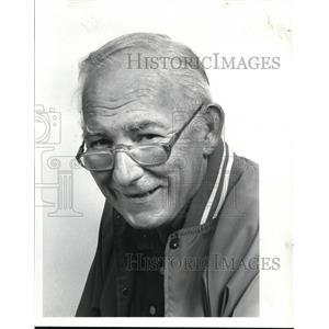1985 Press Photo Robert E Campbell