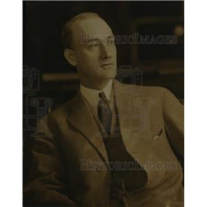 1912 Press Photo A.B. Lea on witness stand