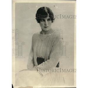 1915 Press Photo Lady Emma Marjory Thynne