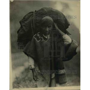 1924 Press Photo NEA transport from Sumidero to Cordoba