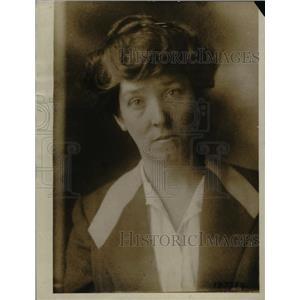 1915 Press Photo Mrs. Elizabeth Mohr Accused Of Hiring Doctor Husband's Murders