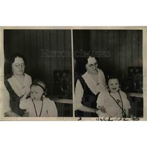 1922 Press Photo Charles C Kolster