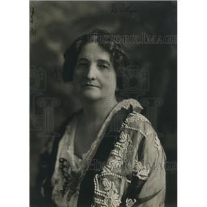 1915 Press Photo Mrs David C McCan pres of Civil Service Comm of La Calif