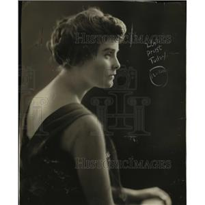 1920 Press Photo Lucy Branham of Baltimore, National Woman's Party organizer