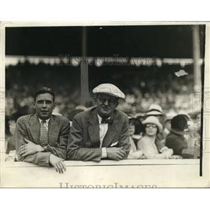 1926 Press Photo Clarence