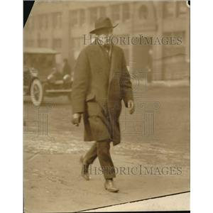 1910 Press Photo Myron Shattwek charged with manslaughter of Alice Marshall
