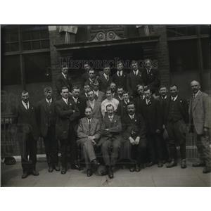 1920 Press Photo R B Walken, General Sec. Agricultural Laborer's Union