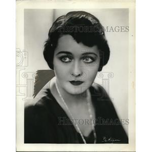 1931 Press Photo Grace Hays
