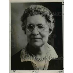 1939 Press Photo Mrs. Elias Compton was named the American mother of the year