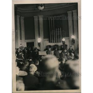 1912 Press Photo Speedy rising of the Trial of Frank J.Sage at Jersey City.