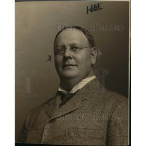 1909 Press Photo Edward reen finanicier