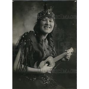 1914 Press Photo Mrs Criptal McQuesten Mann