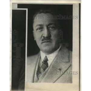1928 Press Photo Harvey Yoder, Cleveland, O.