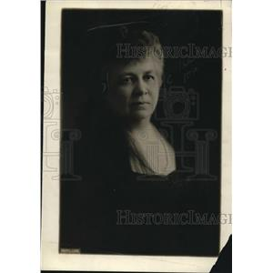 1919 Press Photo Mrs Frederick Bagley, League of women voters