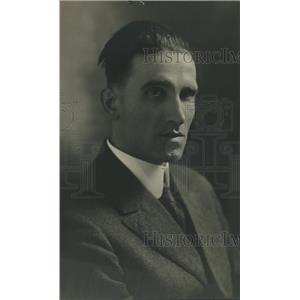 1919 Press Photo Jack Jungmeyer, NEA correspondent