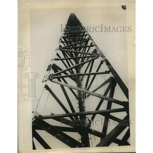 1925 Press Photo British Broadcasting Company's high power station at Daventry