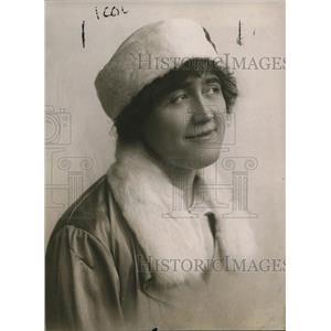 1918 Press Photo Lay Counteney is a spendid type of Wollie