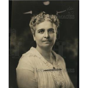 1921 Press Photo Mrs Raymond Robins Pres Natl Trade Union League