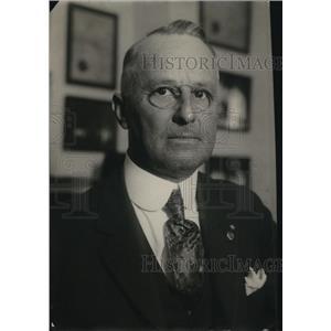 1922 Press Photo William S Coburn of the KKK