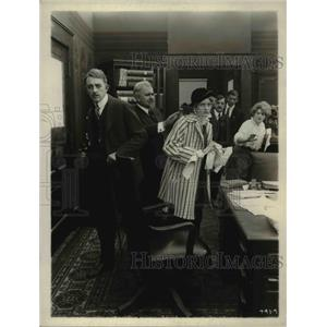 1915 Press Photo Actress Marie Walcohm's