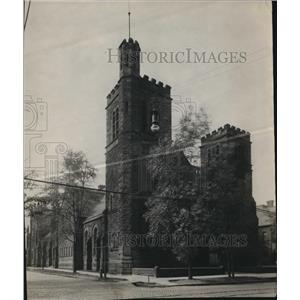 1913 Press Photo Calvary Presbyterian Church 8000 - cva86093