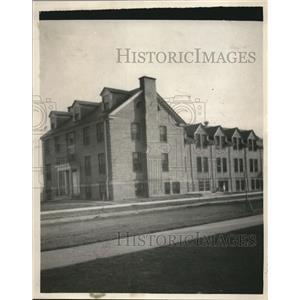 1925 Press Photo The Booker T. Washington Building for colored girls - cva74461