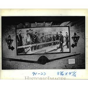1978 Press Photo  Plidco Pipeline Museum - cva91694