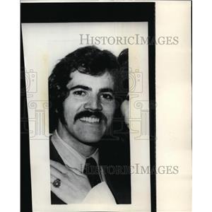 1975 Press Photo James Rand Agnew, son of Spiro - spa00602